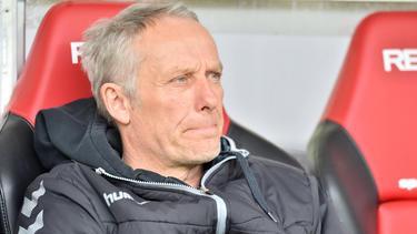 Der SC Freiburg setzt vorerst weiter auf Heimtraining