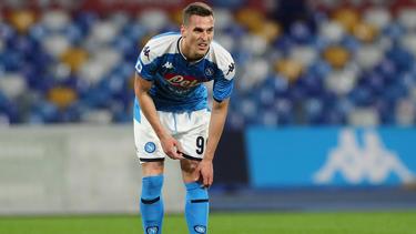 Löst Arkadiusz Milik die Sturmprobleme beim FC Schalke?