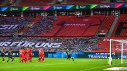 Wolfsburg gewinnt souverän mit 4:1 in Leverkusen