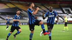 Inter Mailand glänzte im Halbfinale der Europa League