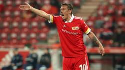 Erzielte seinen ersten Treffer für Union Berlin: Max Kruse