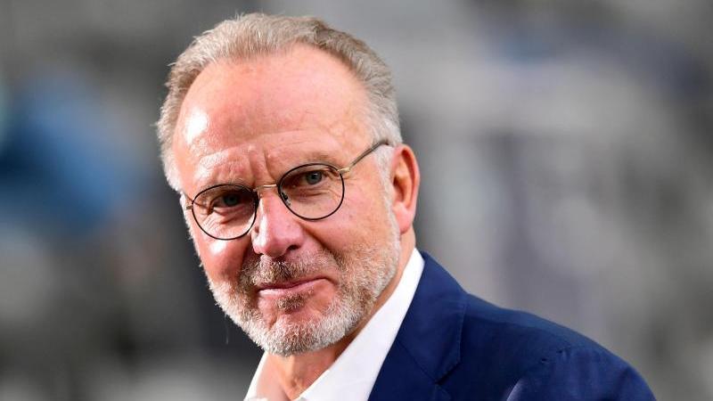 Nimmt den DFB in die Pflicht:Karl-Heinz Rummenigge vom FC Bayern