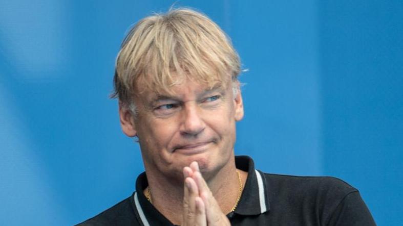 Glaubt an die Austragung der Olympischen Spiele in Tokio: Wasserball-Bundestrainer Hagen Stamm