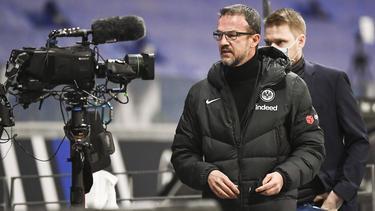 Fredi Bobic wird Eintracht Frankfurt wohl Richtung Berlin verlassen