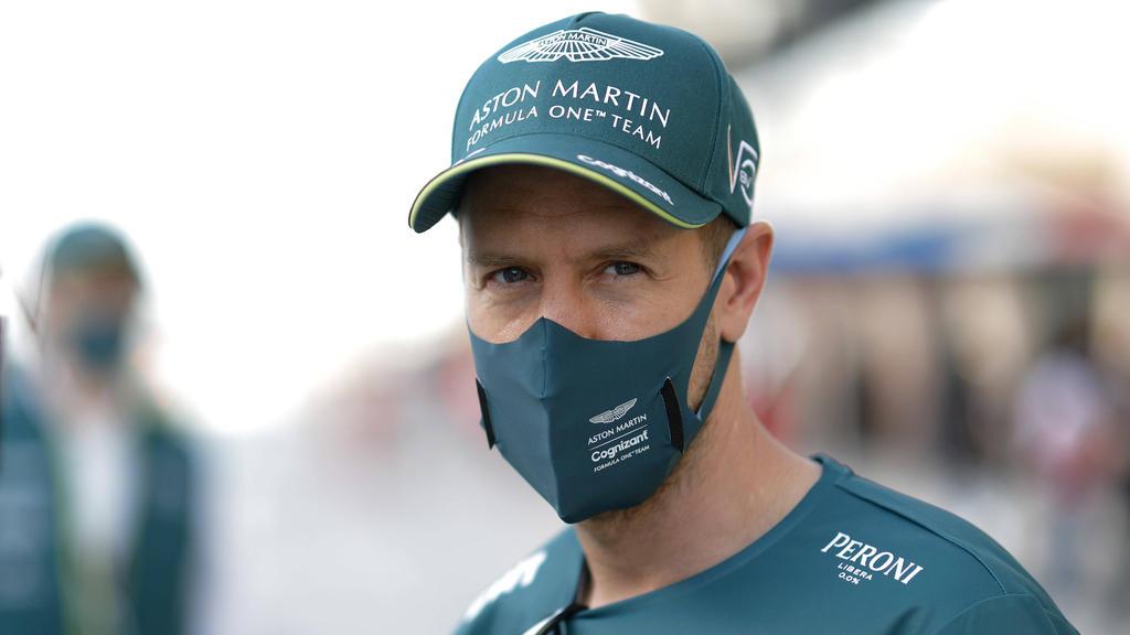 Sebastian Vettel steht vor dem zweiten Saisonrennen unter gehörigem Druck
