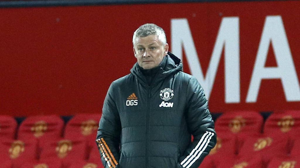 Ole Gunnar Solskjaer von Manchester United kritisiert die Schiedsrichter