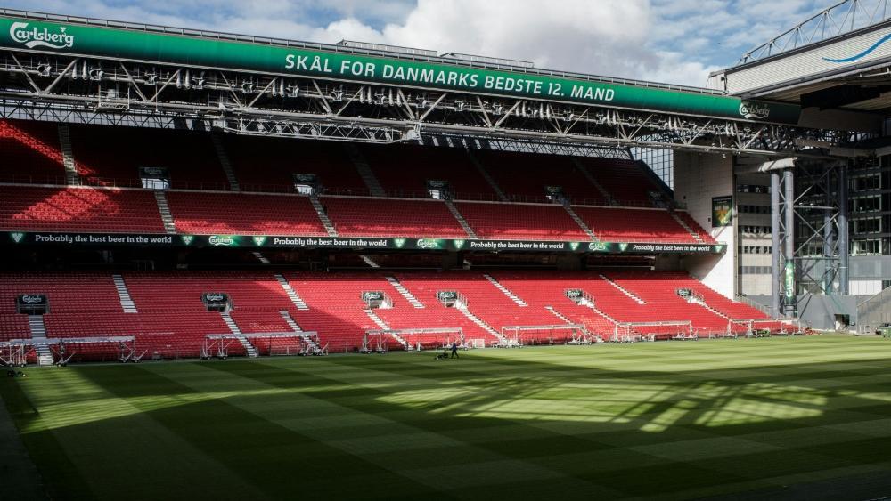 EM: Kopenhagen plant mit bis zu 15.900 Fans