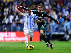 Zwei der schnellsten Spieler der Primera División