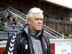 Nicht mehr Trainer der SG Sonnenhof Großaspach: Uwe Rapolder