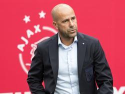 Peter Bosz, nuevo entrenador del Ajax. (Foto: ProShots)