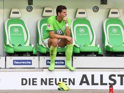 Mario Gómez debutará en liga con el Wolfsburgo. (Foto: Getty)