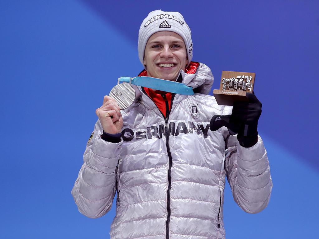 Olympia-Überflieger Andreas Wellinger führt das DSV-Team in Norwegen an