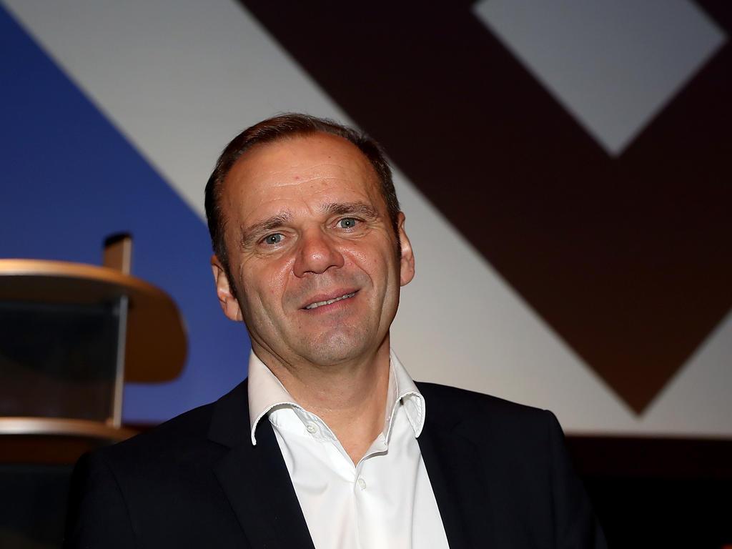 Bernd Hoffmann, Präsident und Aufsichtsratschef, räumt beim HSV auf