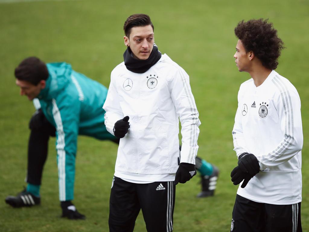 Mesut Özils Geistesblitze sind elementar für das DFB-Team