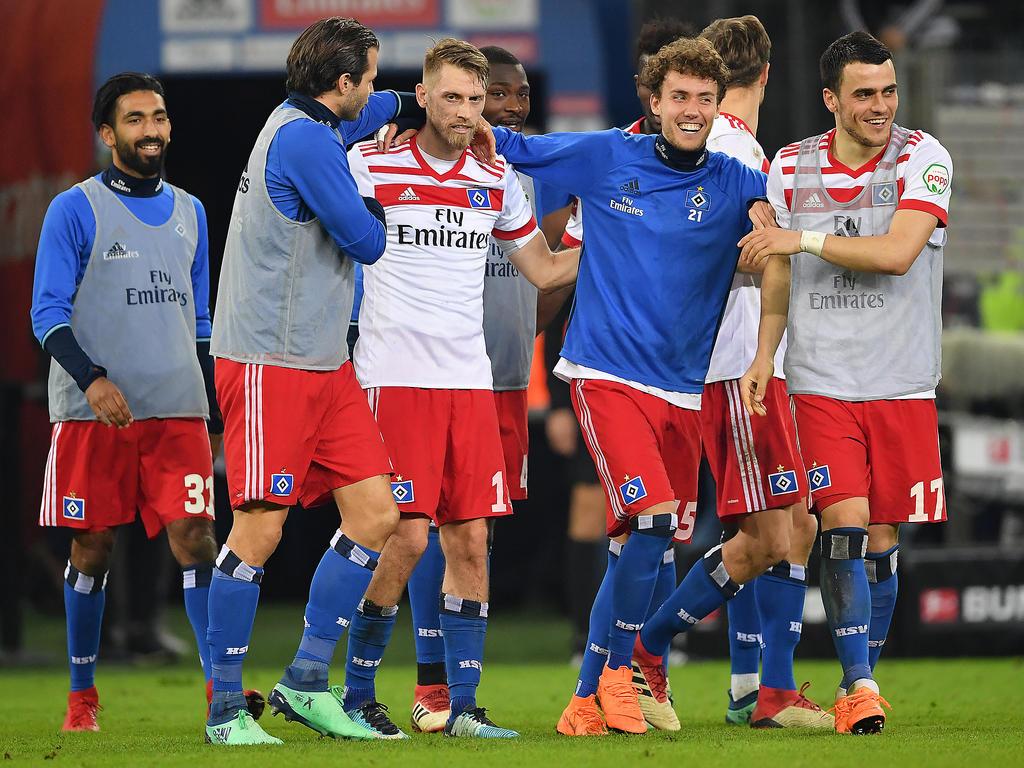 Hsv Gegen Schalke 04