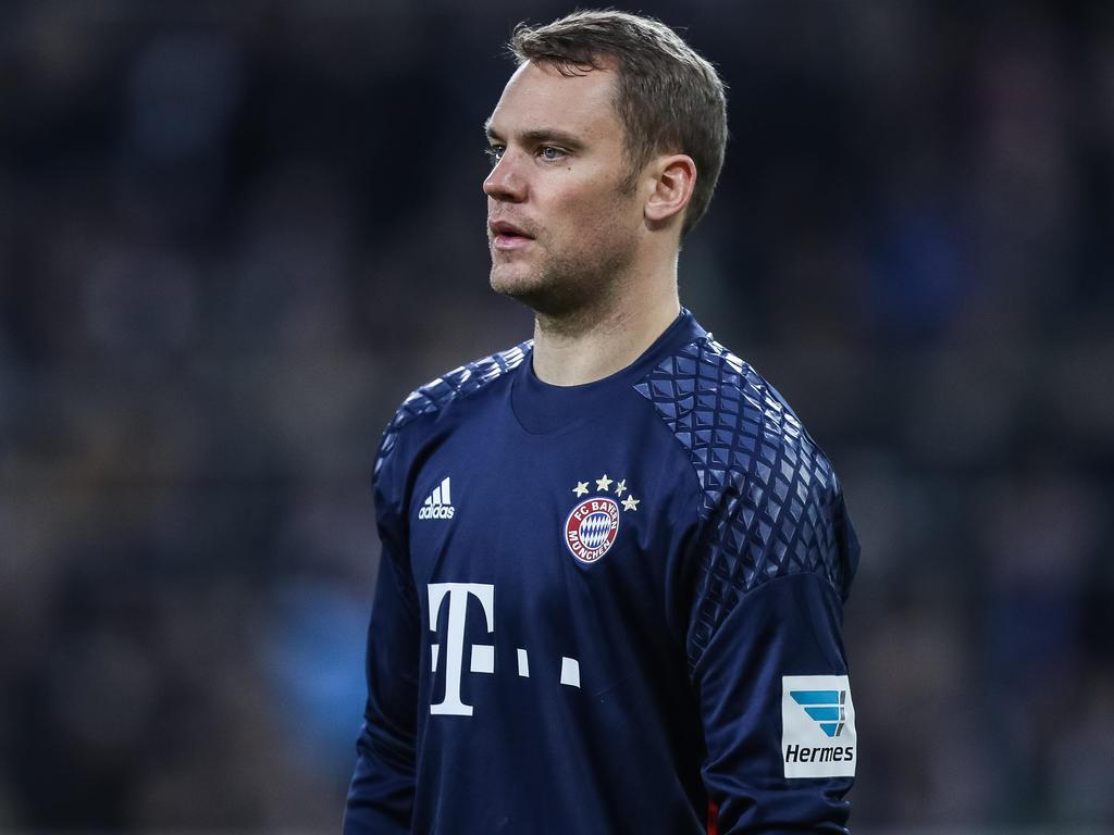 Manuel Neuer hofft weiter auf WM-Einsätze
