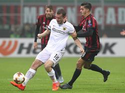 Milan - AEK torlos
