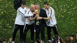 Frankreich-Trainer Didier Deschamps hat einen Meilenstein erreicht