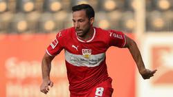 Gonzalo Castro bereitet sich mit dem VfB Stuttgart auf die bevorstehende Saison vor