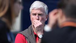 Berhard Peters und der Hamburger SV gehen getrennte Wege