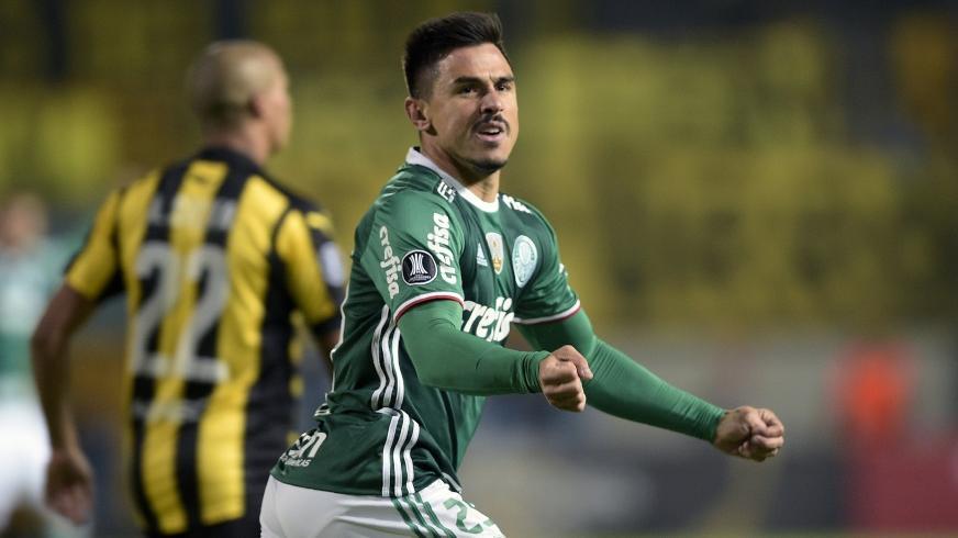 Willian trug mit zehn Treffern zur Meisterschaft von Palmeiras bei