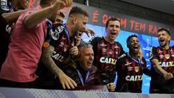 Jubel in Curitiba: Atlético Paranaense gewinnt die Copa Sudamericana