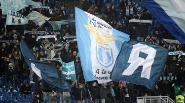Fans von Lazio Rom