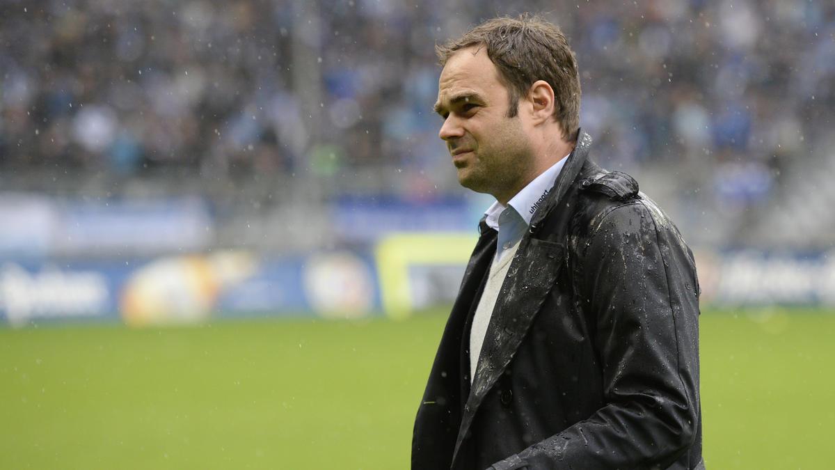 Robert Schäfer muss Fortuna Düsseldorf verlassen