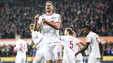 Simon Terodde ist zum dritten Mal Torschützenkönig der 2. Bundesliga