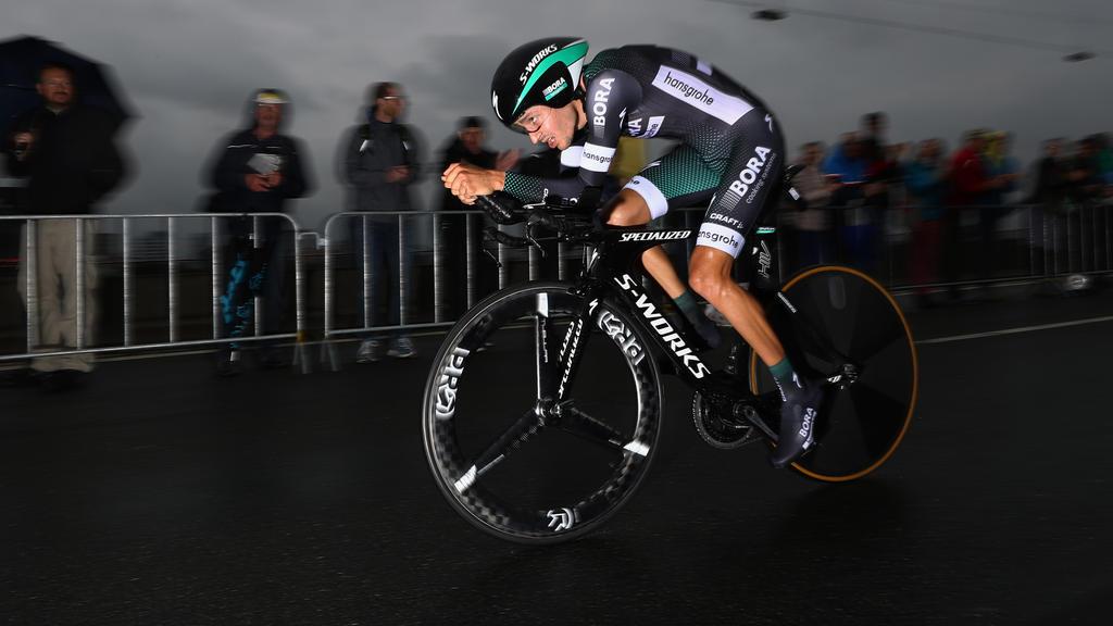 Emanuel Buchmann startet beim Critérium du Dauphiné