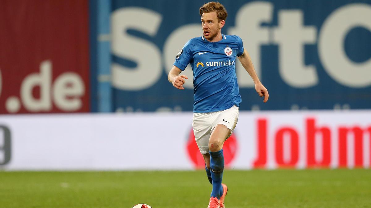 Hansa Rostock steht im Hauptfeld des DFB-Pokals