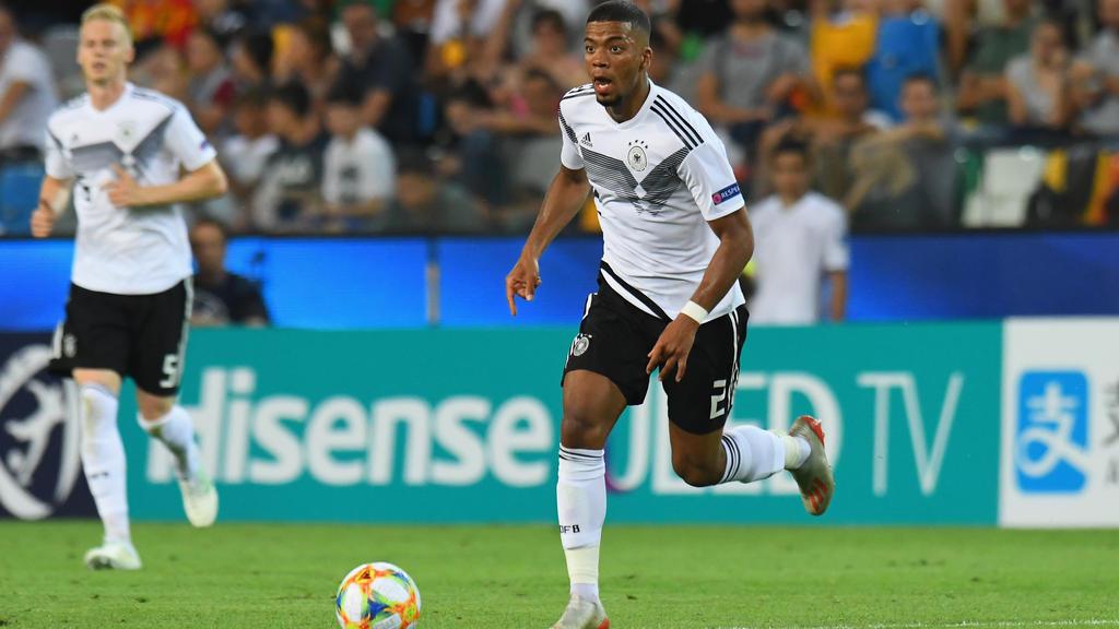 Benjamin Henrichs trifft mit der deutschen U21-Auswahl auf Rumänien