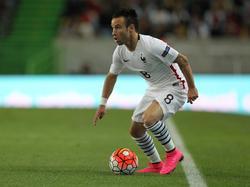 Mathieu Valbuena ist entgegen der Gerüchte wohlauf