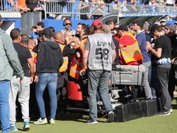 In Bastia kam es zu heftigen Fan-Krawallen