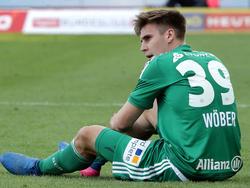 Maximilian Wöber möchte weiterhin Spielpraxis sammeln