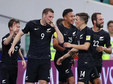 Nueva Zelanda está a un paso del próximo Mundial. (Foto: Getty)