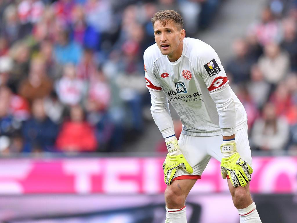 René Adler trifft mit dem FSV Mainz auf seinen Ex-Klub aus Hamburg