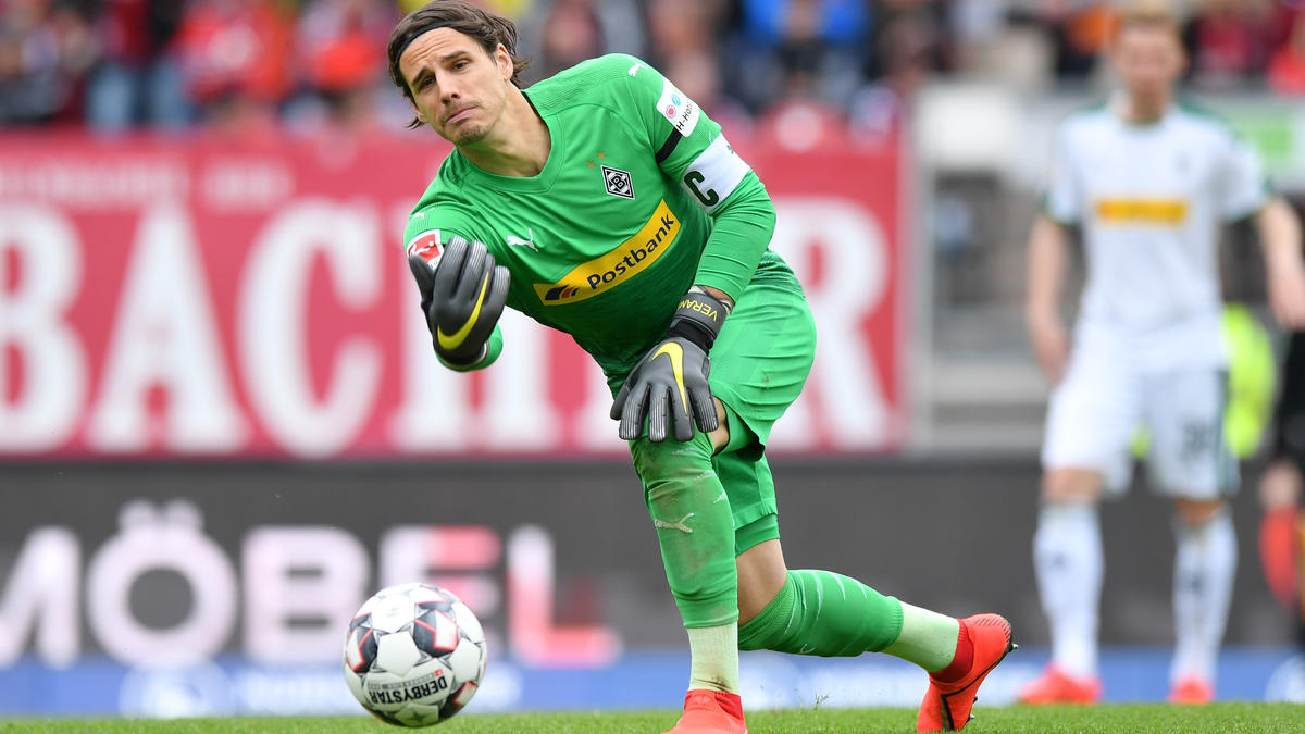 Borussia Monchengladbach Yann Sommer Zum Fc Barcelona Express De