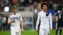 Spielen Joshua Kimmich und Leroy Sané künftig auch beim FC Bayern zusammen?