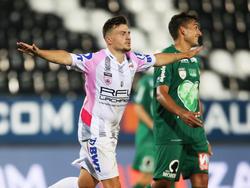 Nicolas Meister traf drei Mal für die Juniors