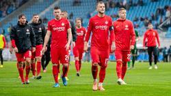 Dem 1. FC Kaiserslautern droht der Abstieg