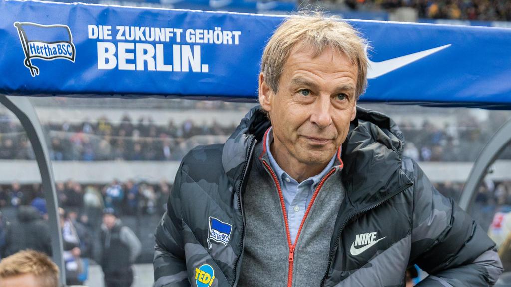 Jürgen Klinsmann soll ähnliche Ansprachen halten wie Jürgen Klopp
