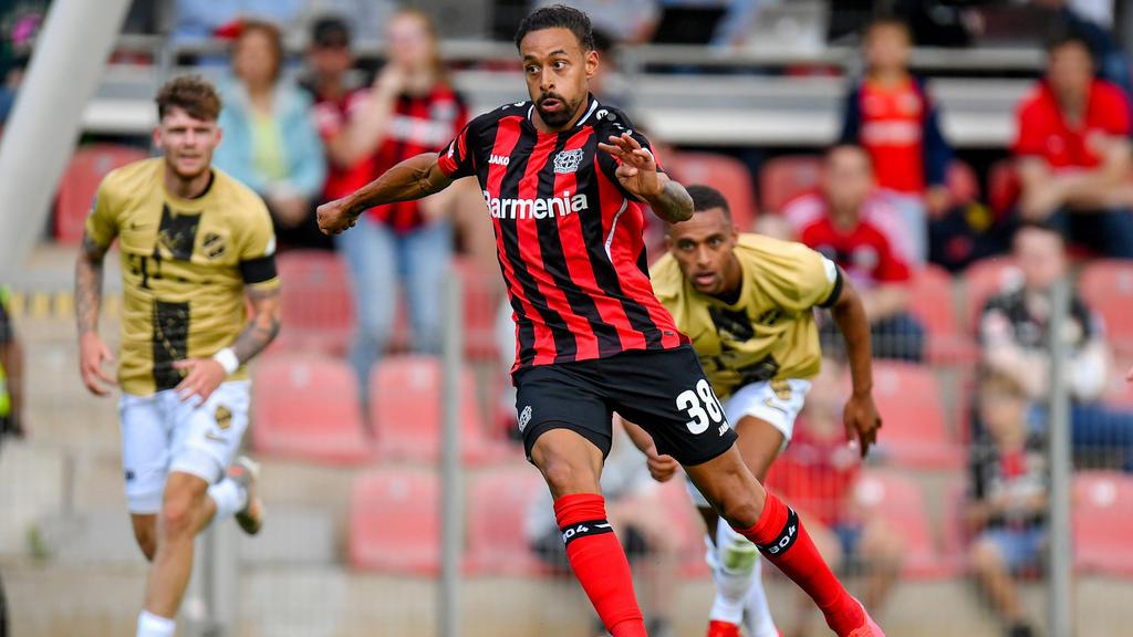 Bayer Leverkusen kam gegen Utrecht nicht über ein 1:1 hinaus