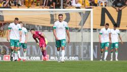 Bitter Klatsche für Werder Bremen in der 2. Bundesliga