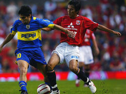 Chancelos bei Vodafone-Cup 2004