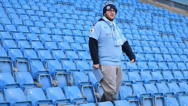 """Wegen des Sturmtiefs """"Ciara"""" ist die Begegnung zwischen Manchester City und West Ham abgesagt worden"""
