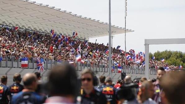 Volle Ränge in der Formel 1: Wann wird es die wohl frühestens wieder geben?