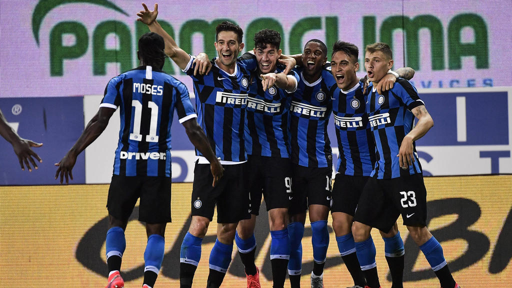 Hart erkämpfter Dreier für Inter Mailand