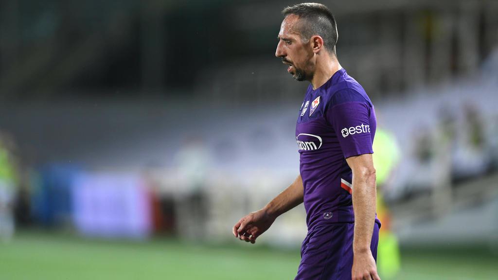 Franck Ribéry wurde ausgeraubt