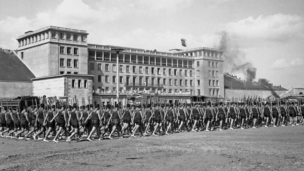 Am 04. August 1954 wurde das Leipziger Zentralstadion eröffnet